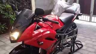 Kawasaki Ninja 150 RR Super Kips 2013