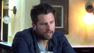 James Roday pour The Wrap