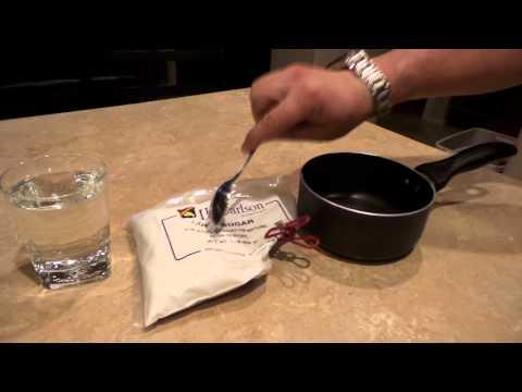 Es necesario curar la seta de té contra el hongo de las uñas como mucho tiempo