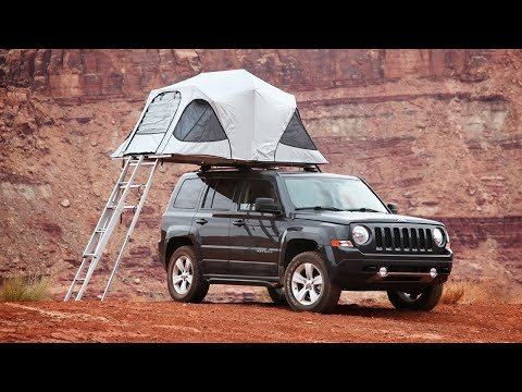 Top 10 Best Rooftop Tents for Camping & Outdoors