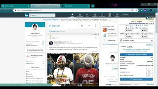 Invite connections to follow your company page in Linkedin