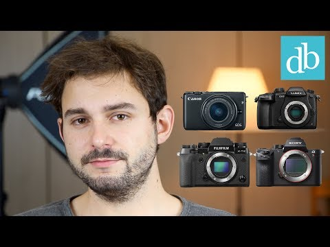 Miglior fotocamera mirrorless: la selezione | Miglior mirrorless giugno 2017 • Ridble