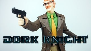 DC Collectibles Designer Series Greg Capullo Jim Gordon Figure Review