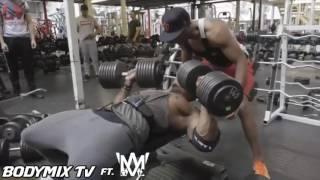 Хип Хоп Музыка Для Тренировок Микс 2017   Тренажерный Зал Тренировки Мотивация М