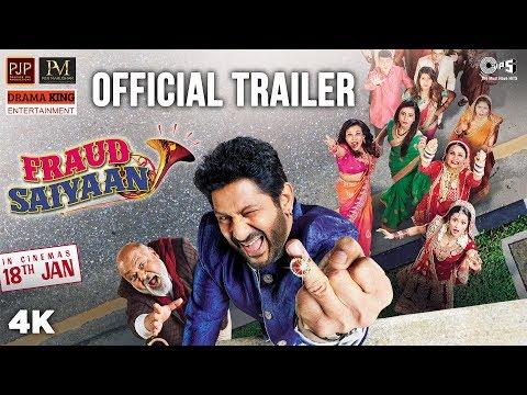 Download Fraud Saiyaan Official Trailer | Arshad Warsi, Saurabh Shukla, Elli AvrRam, Sara Loren | 18 Jan 2019 HD Video