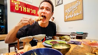 Best Ever PORK SKEWER!! Next Level Thai Food with Chef Num! | Samuay and Sons