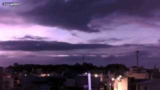 preview picture of video 'Luces extrañas en Villahermosa, Tabasco'
