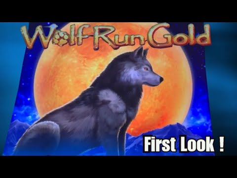 Wolf Run Gold by SOS - The Shamus of Slots