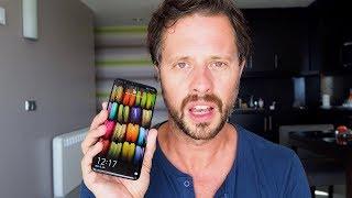 Huawei Mate 20 Pro: EZ DE DURVA KIJELZŐ!!