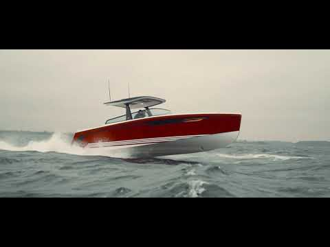 X-Yachts X-Power 33 video
