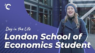 youtube video thumbnail - A Day in the Life: London School of Economics Student