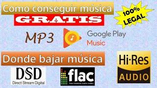 Musica Hi Res En Formato Flac Y Dsd ¿donde La Consigo