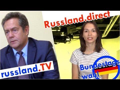 Bundestagswahl: Überraschende russische Sicht [Video]