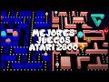 Top 5 Mejores Juegos Atari 2600 Tgn