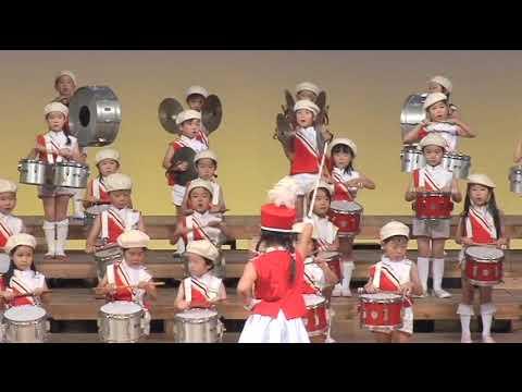 田上幼稚園 H30年度 おんがくかい 1-2