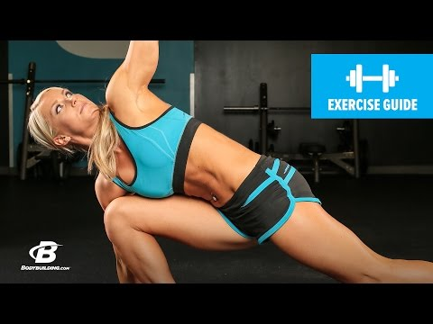 Hip Stretch With Twist