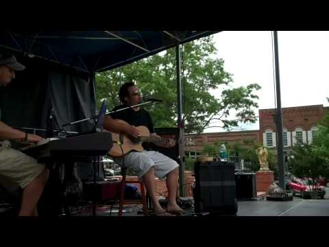 Two Buck Chuck Acoustic Montage Demo - 2012 Waxhaw Spring Fest
