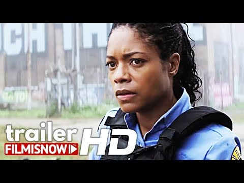 Black and Blue Trailer Starring Naomie Harris and Tyrese Gibson
