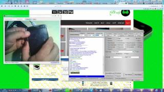 How to Remove Patter Lock SPD 8810 6820 in Miracle Box by