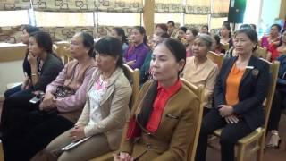 Prudential tổ chức hội nghị khách hàng tại mai sơn - sơn la