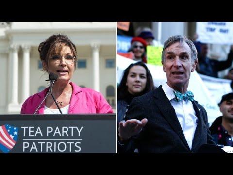 Sarah Palin rips Bill Nye over climate change