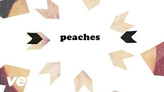 In The Valley Below - Peaches (Lyric Video)