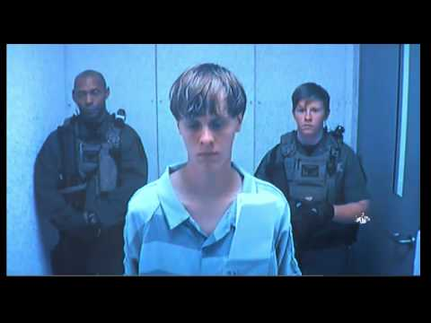 Video Dylann Roof Bond Hearing Victims Address