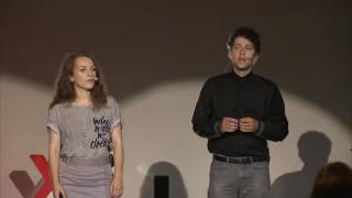 Thumbnail for Innovative ideas for a sustainable future   Carina Bischof & Roland Bischof   TEDxFSUJena