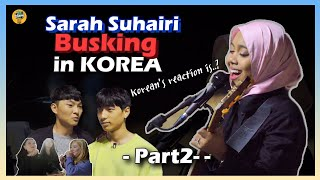Malaysian singer does busking in Korea?! - The stage [Trail to Busan EP5-2]