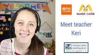 📺 Online ESL Teacher Keri 📺