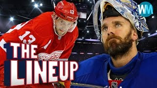 Top 10 Greatest Late-Round NHL Draft Picks - The Lineup Ep. 4