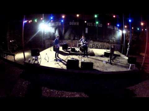 "The Po'Boys: ""Balloons"" 4/11/14 at The Troubadour"