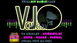 Video VJ CNiclav - Combine-BS - Detta - Ocean - Tunnel