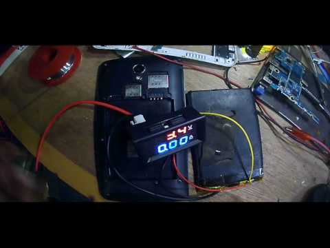 Video Cara pasang Volt dan Ampere meter Digital