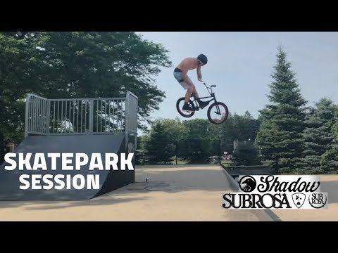 BMX- Matt Ray Lexington skatepark 2018