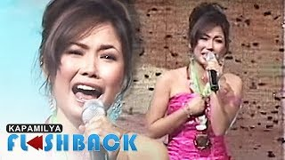 Kapamilya Flashback: Yeng Constantino's Winning Moment - Pinoy Dream Academy Season 1