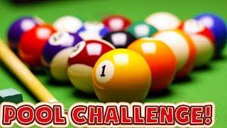 Pool Challenge + Hurricane Irma