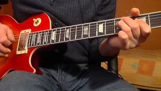 Mark Knopfler Tone. You And Your Friend. Epiphone Les Paul. Bare Knuckle Pickups.