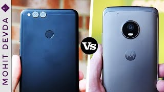 Honor 7X vs Moto G5 Plus - Which One You Should Buy ?   2017