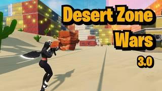 Desert Zone Wars 3 0 Fortnite Creative Codes Dropnite Com