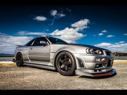 "Cmw Car Sales >> Meet New Zealand's Finest Skyline R34 GT-R - 1000hp ""Demon ..."