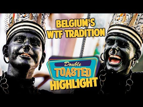 'THE SAVAGE' BLACKFACE AND BELGIUM'S ATH FESTIVAL | THIS HAS TO STOP | Double Toasted