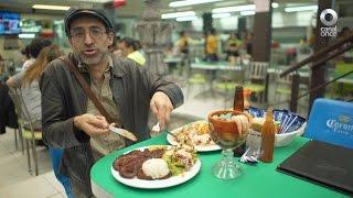 Yo sólo sé que no he cenado - Ciudad de México