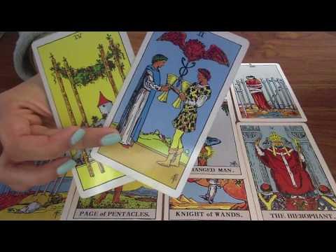AQUARIUS - Reconciliation Situation - Late May 2019 Love Tarot