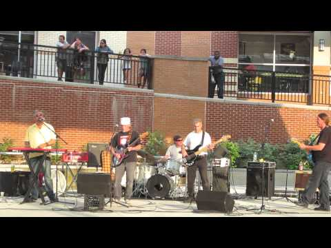 Roaddog Plays Silver Spring Blues Week on Veterans Plaza