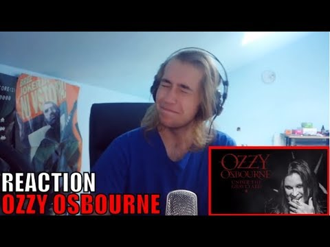 OZZY OSBOURNE - Under The Graveyard | REACTION/REVIEW