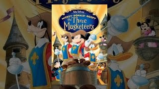 Mickey, Donald, Goofy - The Three Musketeers