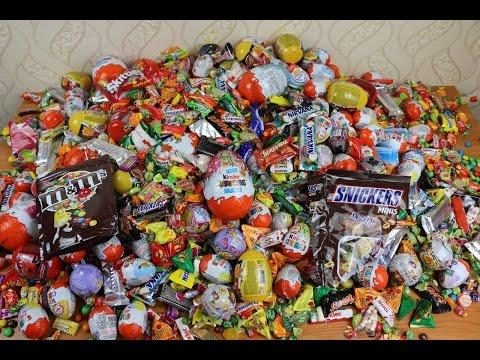 Фото a lot of candy NEW! , Много сладостей и конфет