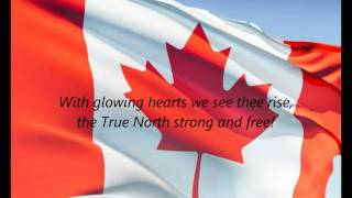 "Canadian National Anthem - ""Oh Canada"" (FR/EN)"