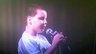 www.Memory - Alan Jackson (My First Performance!!!)
